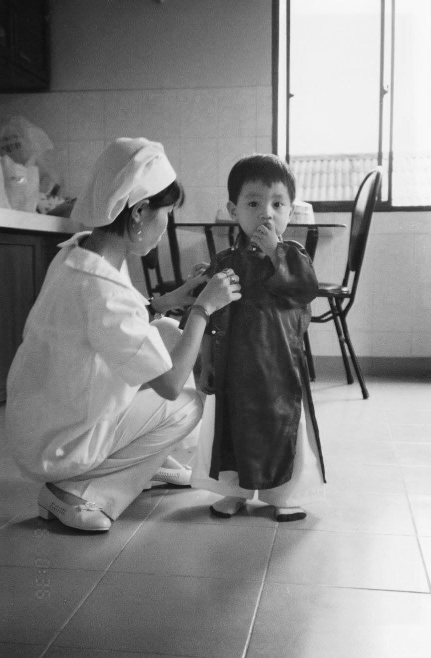 Adoption Story - Vietnam to US