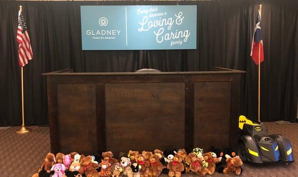 Gladney Adoption Day