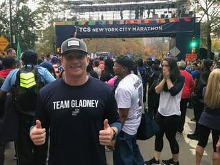 Gladney Press Release - NY Marathon 2017