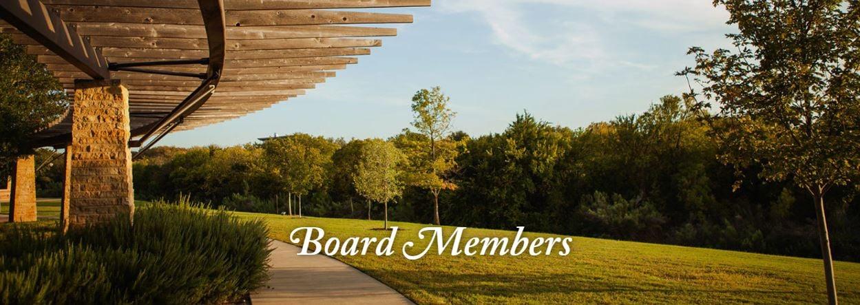 Gladney Board Members