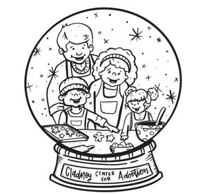 2020 Gladney Center for Adoption Coloring Sheet