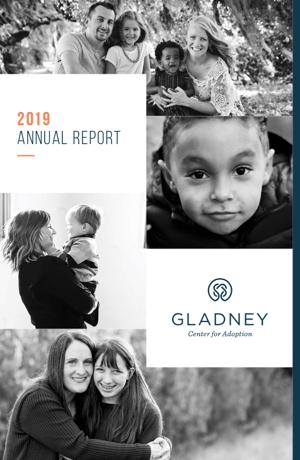 Gladney Center for Adoption Annual Report