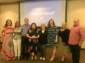 Leslie Amend Award