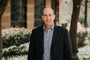 Mark Melson, Gladney's CEO