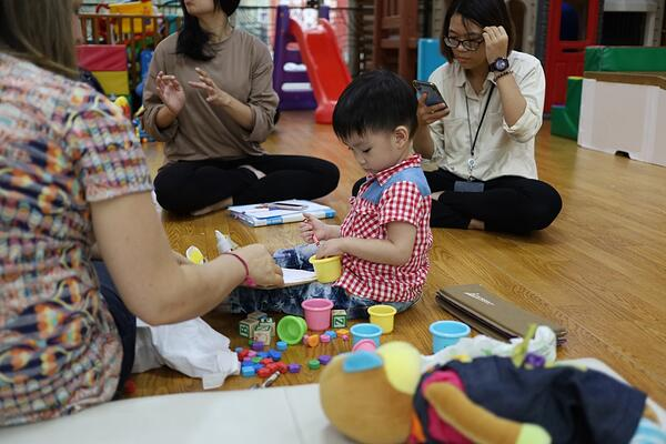 Alexander {Taiwan} - Gladney Center for Adoption